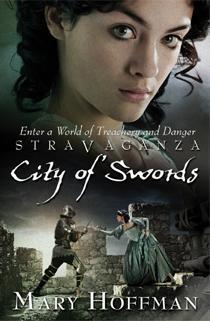 City of Swords Mary Hoffman