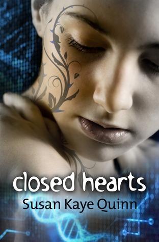 Closed Hearts (Mindjack Trilogy, #2) Susan Kaye Quinn