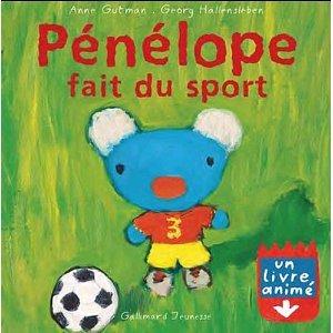 Pénélope fait du sport [Comic] Anne Gutman & Georg Hallensleben