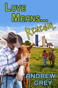 Love Means... Renewal (Farm, #5.5) Andrew  Grey