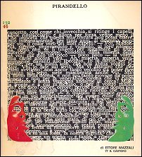Pirandello  by  Ettore Mazzali