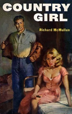 Country Girl  by  Richard McMullen