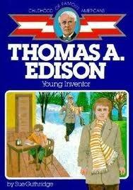 Tom Edison, boy inventor Sue Guthridge