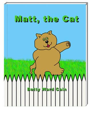 Matt the Cat Betty Ward Cain