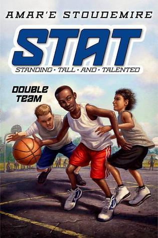 Double Team (STAT: Standing Tall and Talented, #2) Amare Stoudemire