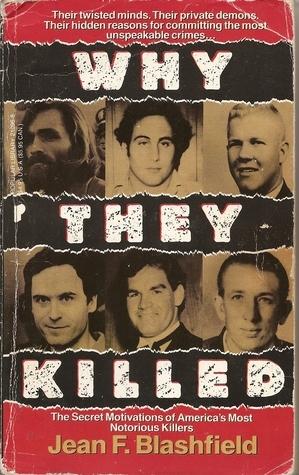 Why They Killed Jean F. Blashfield