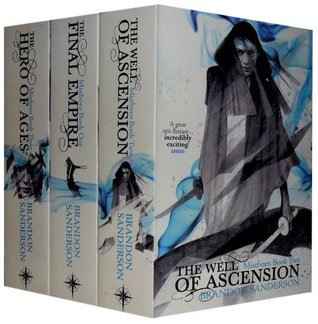 Mistborn Trilogy: The Hero Of Ages, The Well Of Ascension And The Final Empire  by  Brandon Sanderson