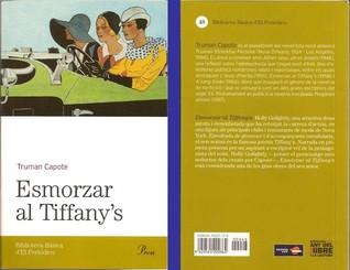 Esmorzar al Tiffanys  by  Truman Capote