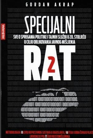 Specijalni rat 2  by  Gordan Akrap