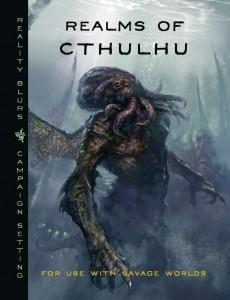 Realms of Cthulhu (Savage Worlds, ROC20001) Sean Preston