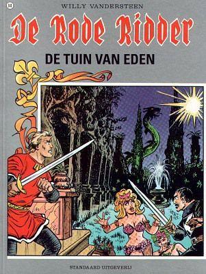 De tuin van Eden (De Rode Ridder #141)  by  Karel Biddeloo