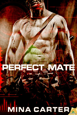 Perfect Mate (Project Rebellion, #1)  by  Mina Carter