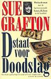D staat voor Doodslag  by  Sue Grafton