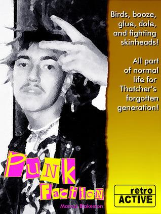 Punk Faction Marcus Blakeston