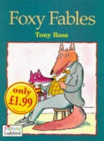 Foxy Fables Tony Ross