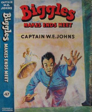 Biggles Makes Ends Meet W.E. Johns