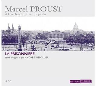 La Prisonnière (À la recherche du temps perdu, #5)  by  Marcel Proust