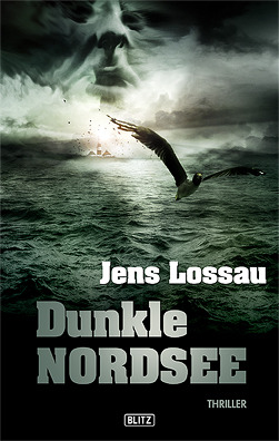 Dunkle Nordsee  by  Jens Lossau