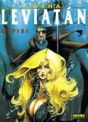Lorna: Leviatán (Lorna, #4) Alfonso Azpiri Mejía