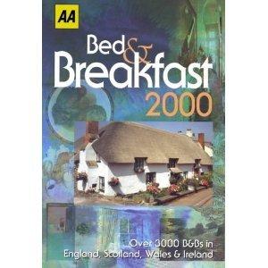 Bed & Breakfast 2000  by  Automobile Association (AA)