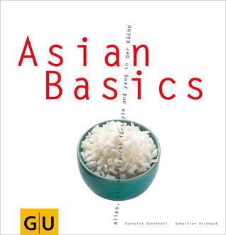 Asian Basics  by  Cornelia Schinharl