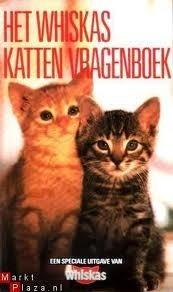 Het Whiskas katten vragenboek Sylvia I. van Arkel