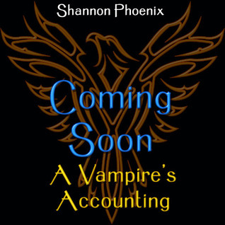 A Vampires Accounting (Supernaturals Book 3)  by  Shannon Phoenix