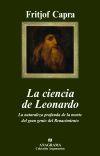 Ciencia De Leonardo, La Naturaleza Profunda De La Mente  by  Fritjof Capra