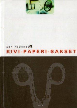 Kivi - paperi - sakset : tieteisromaani  by  Ian McDonald