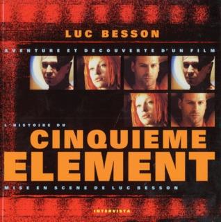 LHistoire du Cinquième élément Luc Besson