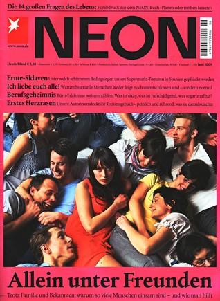 NEON. Juni 2009 (#65)  by  NEON-Redaktion