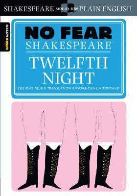Twelfth Night (No Fear Shakespeare) William Shakespeare