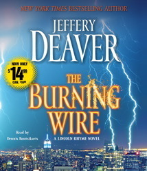The Burning Wire: A Lincoln Rhyme Novel Jeffery Deaver