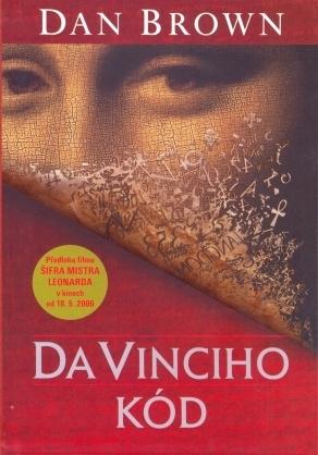 Da Vinciho Kód (Robert Langdon, #2)  by  Dan Brown