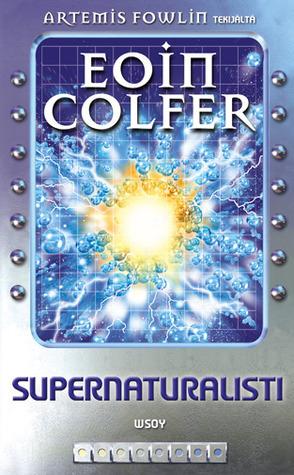 Supernaturalisti Eoin Colfer