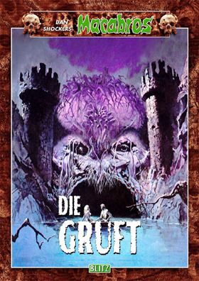 Die Gruft  by  Dan Shocker