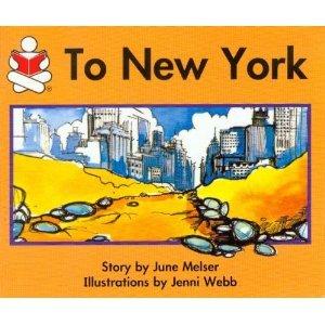 To New York June Melser