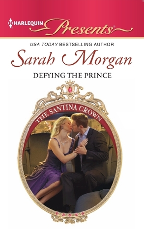 Defying the Prince Sarah Morgan