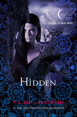 Hidden (House of Night, #10)  by  P.C. Cast
