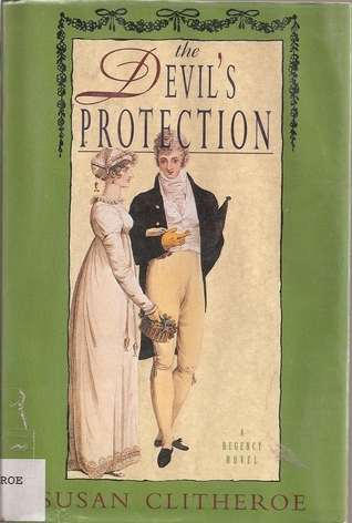 The Devils Protection  by  Susan Clitheroe