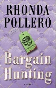 Bargain Hunting (A Finley Anderson Tanner Mystery, #5)  by  Rhonda Pollero