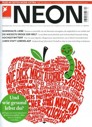 NEON. April 2012 (#99)  by  NEON-Redaktion