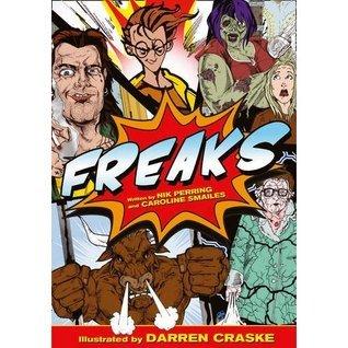 Freaks Caroline Smailes