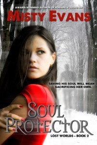 Soul Protector (Lost Worlds, #2)  by  Misty Evans