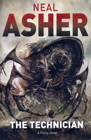 Technician  by  Neal Asher