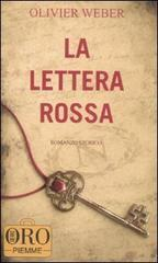 La lettera rossa  by  Olivier Weber