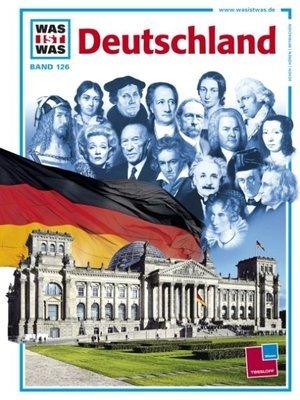 Deutschland (Was ist was #126) Sven Lorig