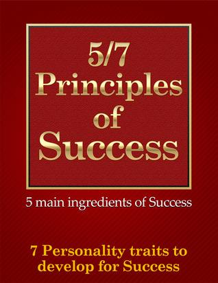 5/7 Principles of Success Gessan M S