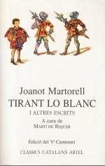 Tirant lo Blanc i altres escrits  by  Joanot Martorell