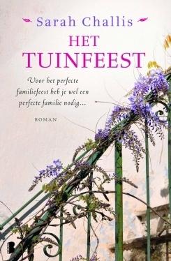 Het tuinfeest  by  Sarah Challis